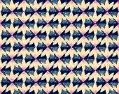 image of parallelogram  - background pattern in vintage style created from filter technique - JPG