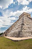 stock photo of mayan  - El Castillo  - JPG