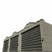 foto of self-storage  - self storage units cool modern concrete units - JPG
