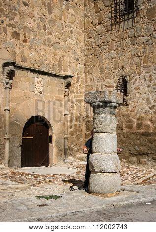 Orgas, Toledo, Castilla La Mancha, Spain