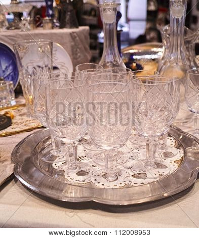 Glass Of Cristal