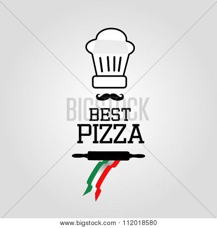 The best pizza background