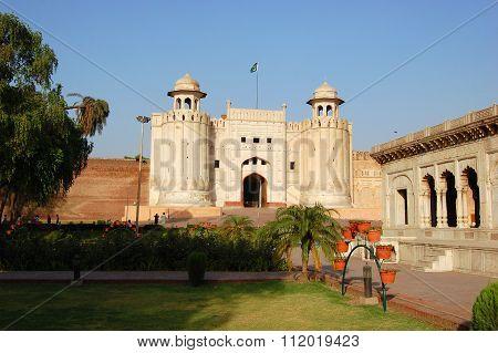 Alamgiri Gate, Lahore Fort, Lahore, Pakistan