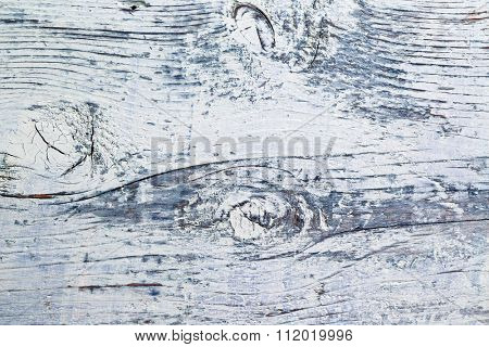 White painted rustic wood background