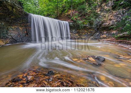 Indian Run Waterfall