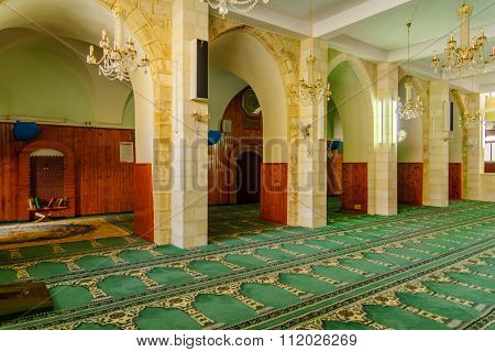 White Mosque, In Nazareth