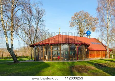 Summer Temple Of Holy Nativity Of Virgin Orthodox Convent, Brest