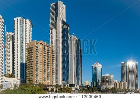 Surfers Paradise (Gold Coast Queensland Australia)