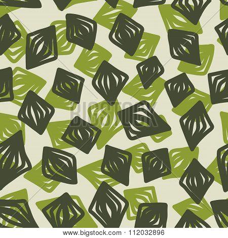 vector seamless pattern. modern stylish texture.