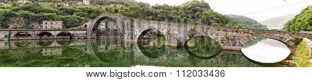 Devils Bridge Italy
