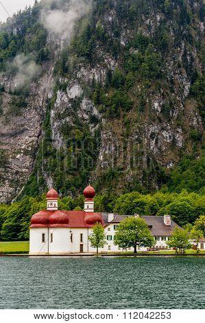 Monastery of St. Bartholomä, Germany