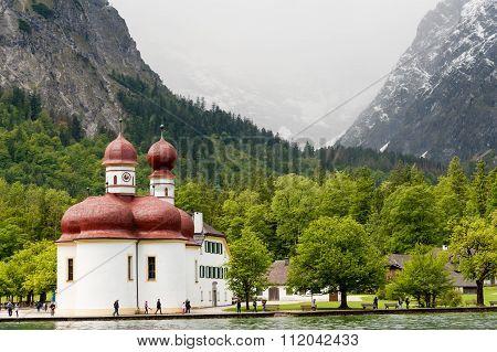 Monastery Of St. Bartholomew Germany