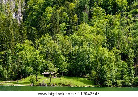 Chalet On Banks Of Konigssee
