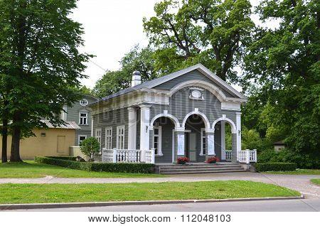 Tallinn, Estonia - July 16, 2015: Tallinn Upper Town. Old Tallinn Is Part Of The Unesco World Herita