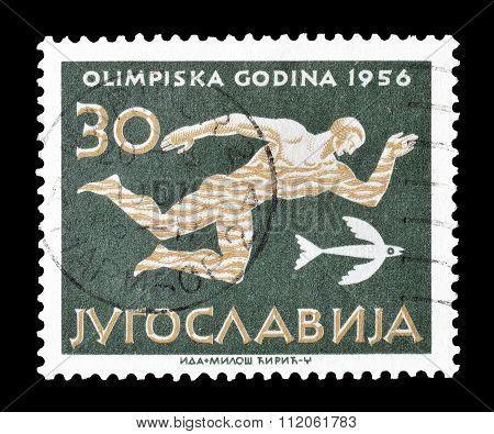 Yugoslavia 1956