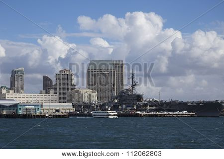 Port of San Diego Harbor