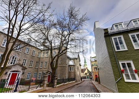 Ursulines Of Quebec City