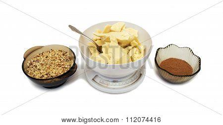 Ingredients Cooking Sweets
