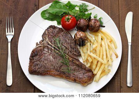 t-bone steak,porterhouse steak,bistecca alla fiorentina