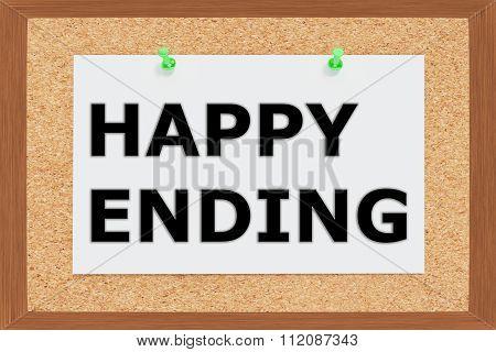 Happy Ending Concept