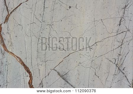Grunge concrete cement wall with crack in industrial building, great for your design and texture bac
