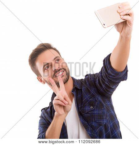 Let Me Take A Selfie!