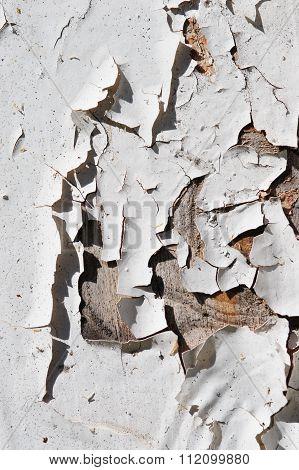 Cracked White