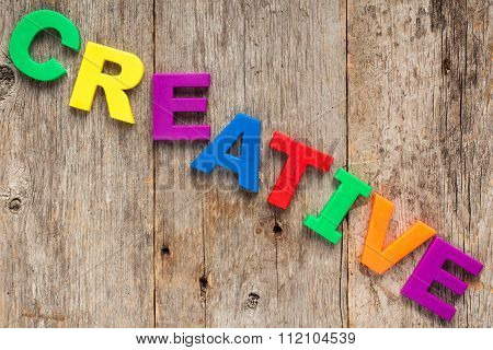 Concept Of Creative
