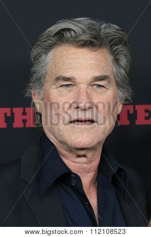 LOS ANGELES - DEC 7:  Kurt Russell at the