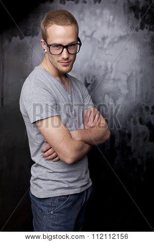 Good Looking Metrosexual Gay Men