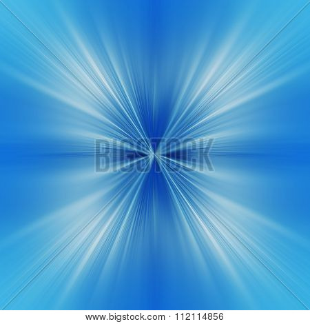 abstract background. lines radiating out from the center of the frame