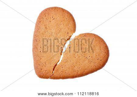 Broken gingerbread