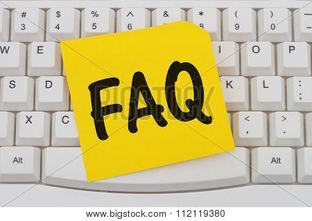 Getting Faq Online
