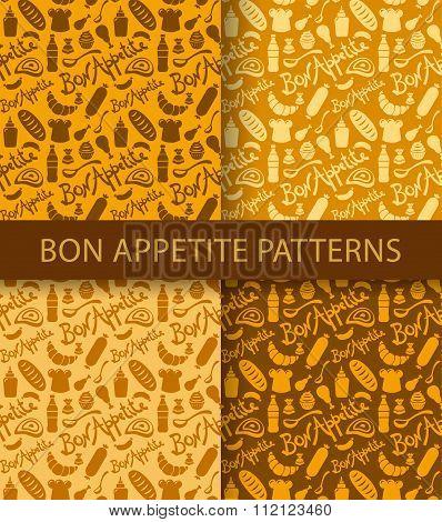 Bon Appetite Pattern