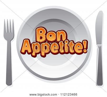 Bon Appetit Icon