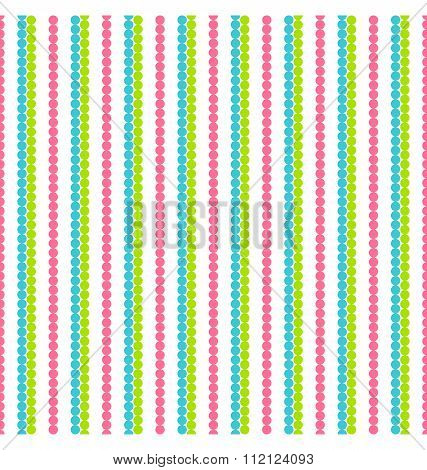 Bright abstract seamless pattern with lines