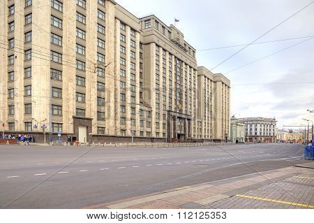 State Duma Of The Russian Federation