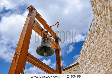Replica Curfew Bell: The Round House
