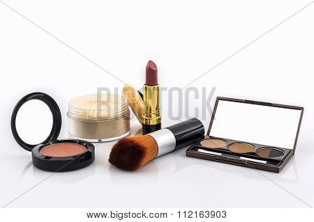 Decorative Cosmetic Set.