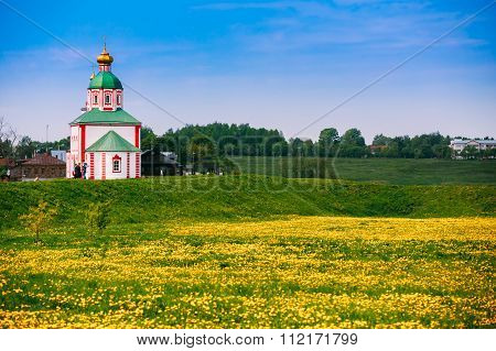 Church of Elijah the Prophet or Elias Church - church in Suzdal.