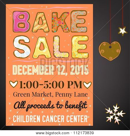 Winter Bake Sale