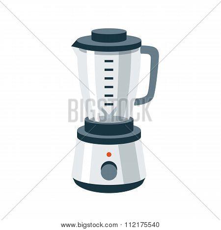 Isolated Kitchen Blender