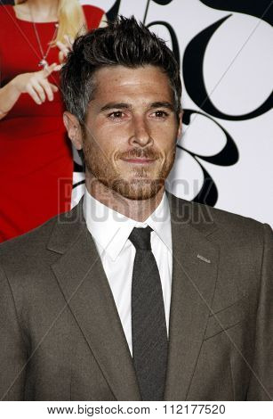 Dave Annable at the Los Angeles Premiere of