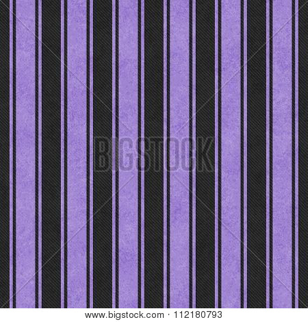Purple And Black Striped Tile Pattern Repeat Background