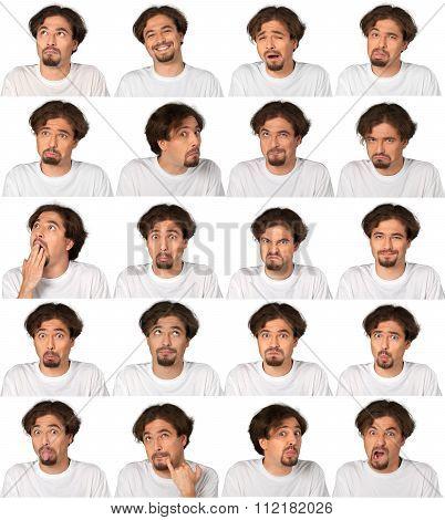 Facial Expression.