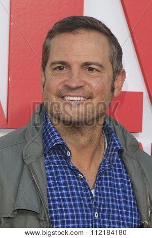 LOS ANGELES - DEC 12:  Walt Becker at the