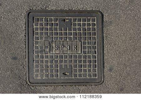 Roman Manhole