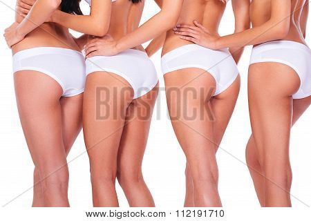 They Got Perfect Buttocks.