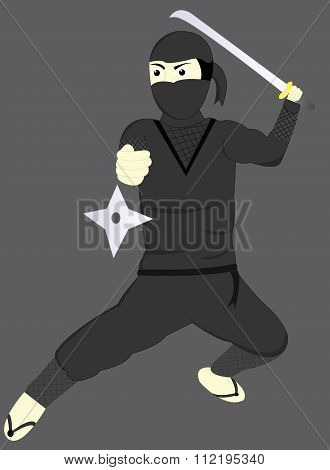 the cool ninja