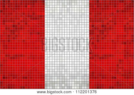 Flag Of Peru.eps